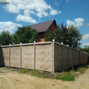 КОНСУЛ ЗАБОР Еврозабор №21 Внешний вид